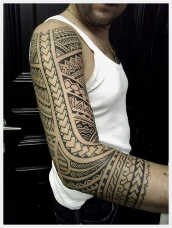 tribal tattoo designs for arms (10)
