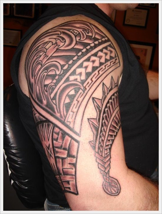 tribal tattoo designs for arms (11)