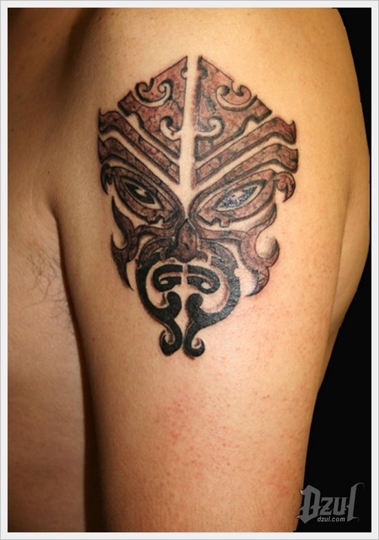 Arm Tribal Tattoo Designs
