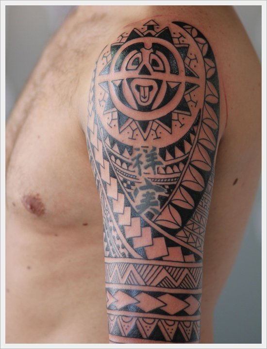 tribal tattoo designs for arms (18)