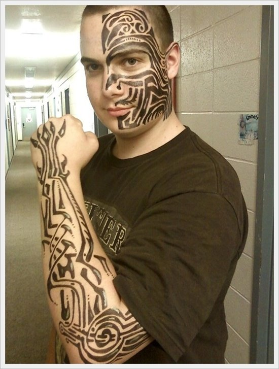 tribal tattoo designs for arms (27)