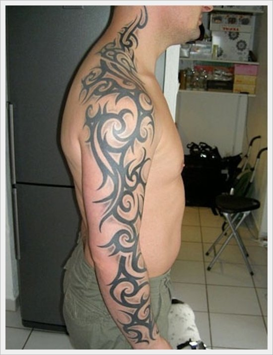 tribal tattoo designs for arms (29)