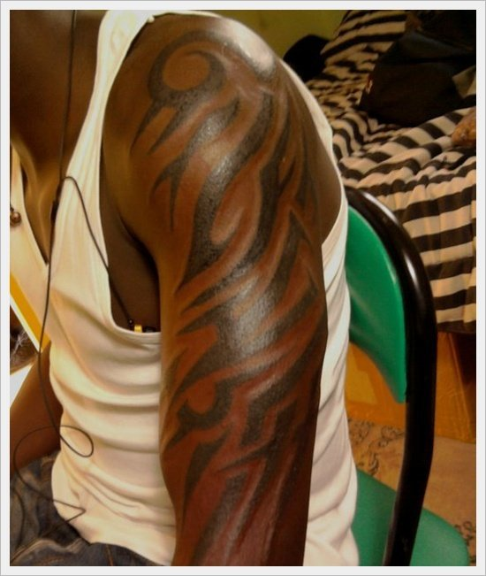 tribal tattoo designs for arms (3)