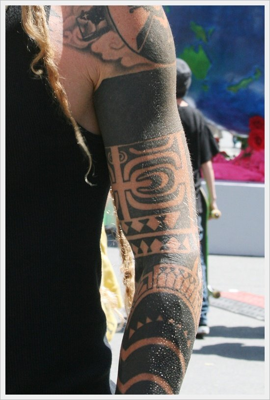 tribal tattoo designs for arms (32)