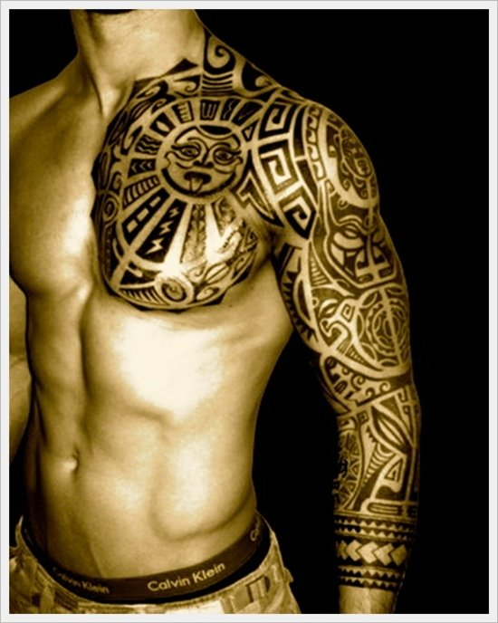 tribal tattoo designs for arms (40)