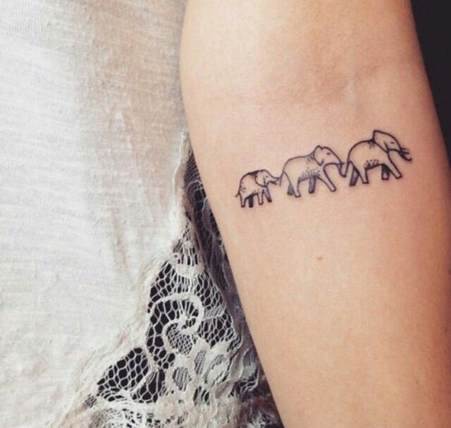 99 powerful elephant tattoo designs with meaning - Cute elephant tattoos tumblr ...