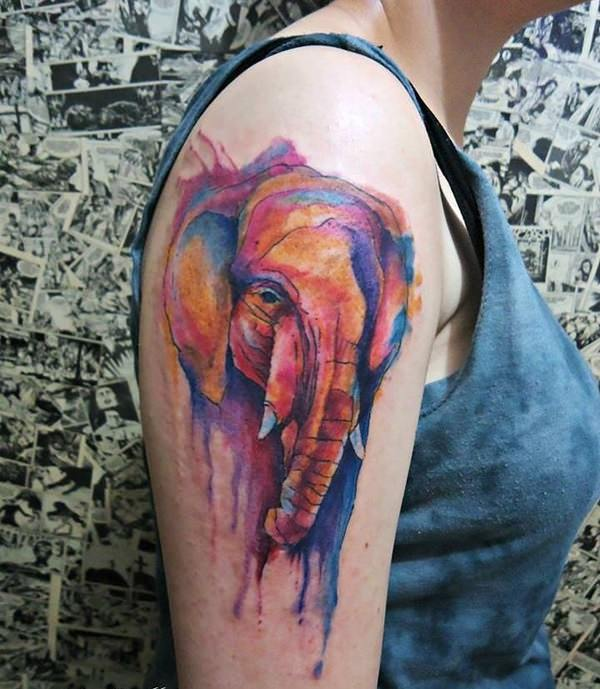 Elephant Tattoos Designs Ideas And Meaning: 99 Powerful Elephant Tattoo Designs (with Meaning