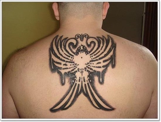 Phoenix Tattoo designs For Men (13)