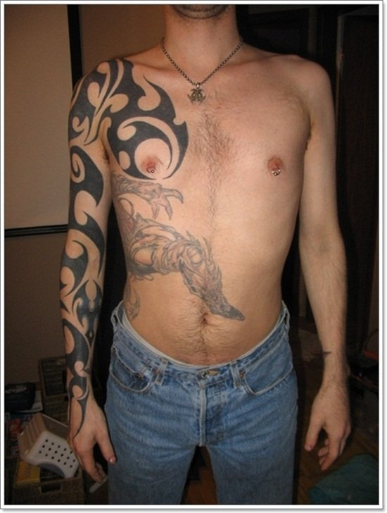 Phoenix Tattoo designs For Men (18)