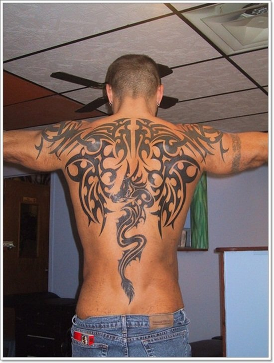 Phoenix Tattoo designs For Men (19)
