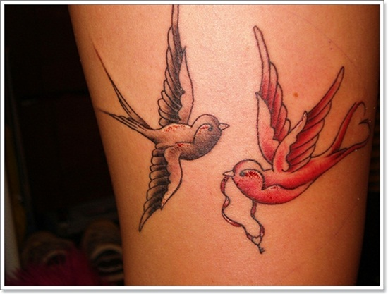 Phoenix Tattoo designs For Men (24)