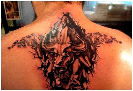 bull tattoo designs (20)