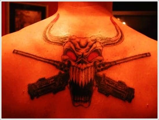 bull tattoo designs (6)