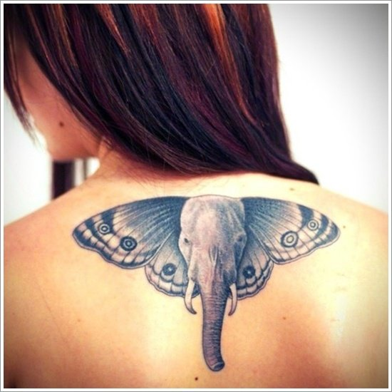 elephant tattoo (1)