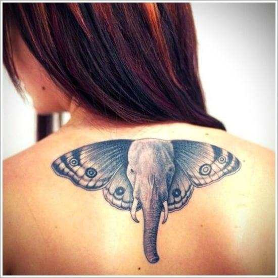 elephant tattoo (1)