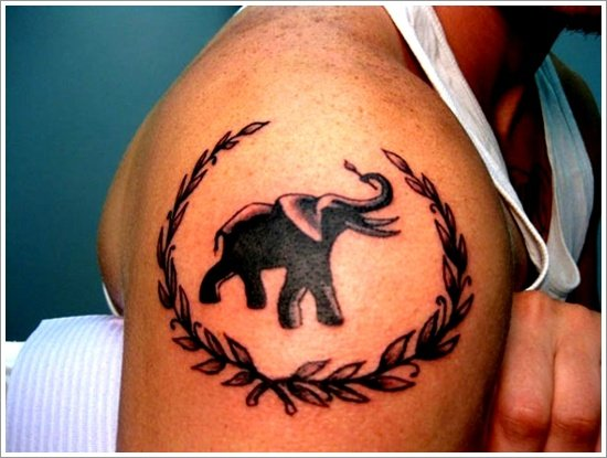 elephant tattoo (10)