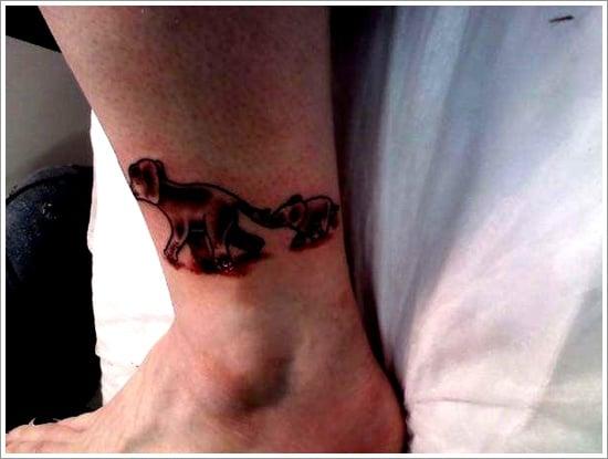 elephant tattoo (11)