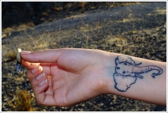 elephant tattoo (19)