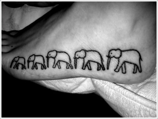 elephant tattoo (20)