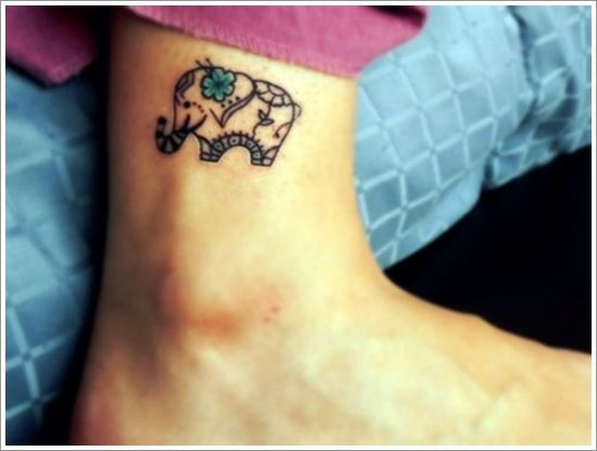 elephant tattoo (21)