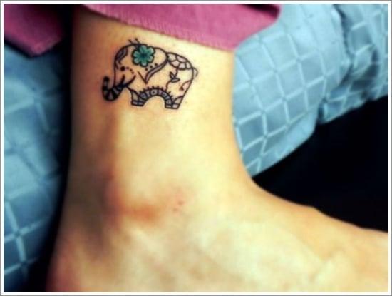 elephant tattoo (21)