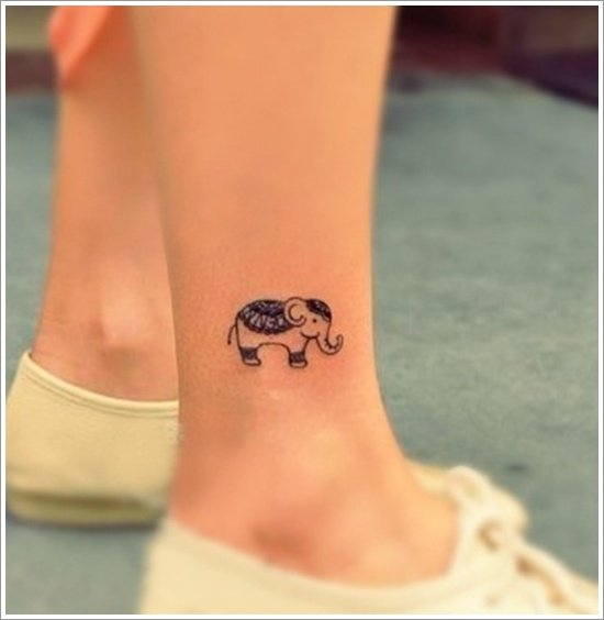 elephant tattoo (29)