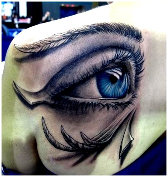 Eye Tattoo Designs (30)