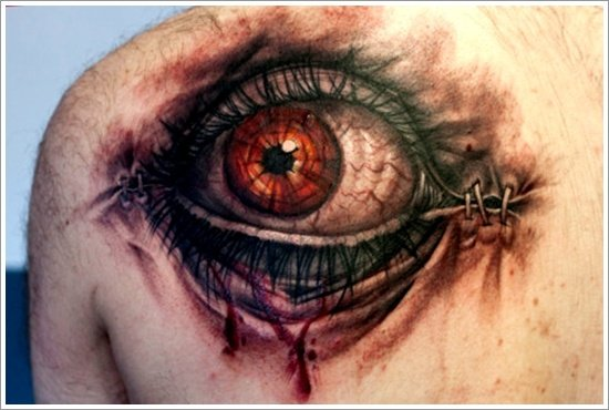 Eye Tattoo Designs (3)