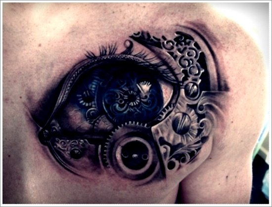 Eye Tattoo Designs (25)