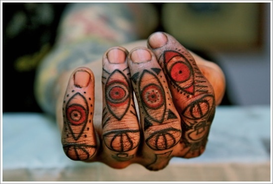 Eye Tattoo Designs (31)