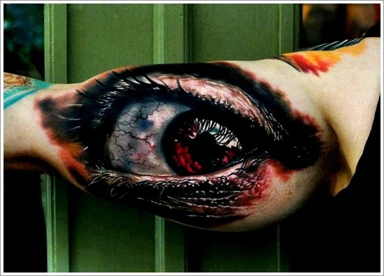 Eye Tattoo Designs (34)
