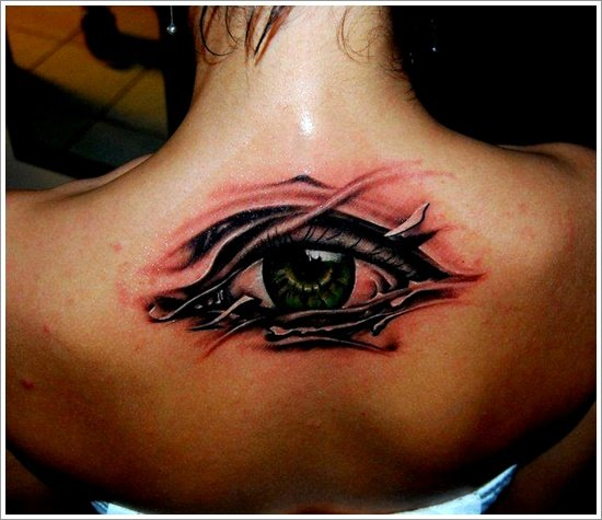 Tattoo Ideas Eyes: 35 Not So Common Eye Tattoo Designs