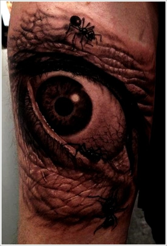 Eye Tattoo Designs (6)