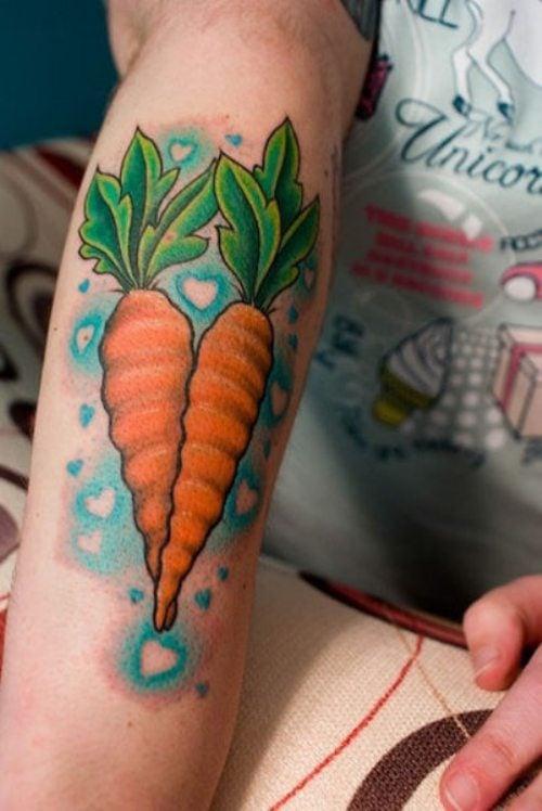food tattoo designs (17)