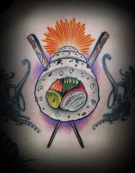 food tattoo designs (19)