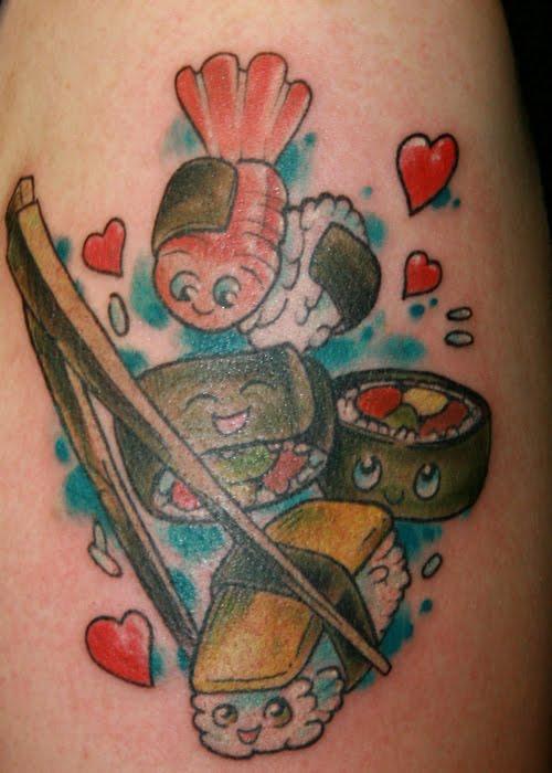 food tattoo designs (20)