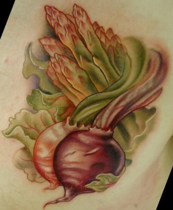 food tattoo designs (3)