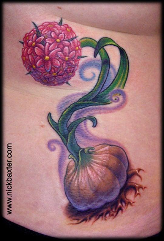 food tattoo designs (4)