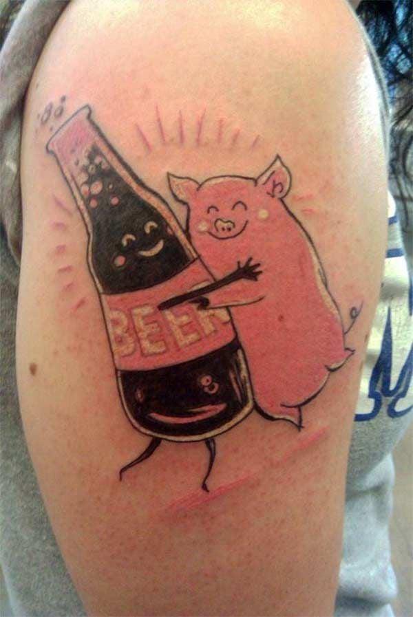 food tattoo designs (8)