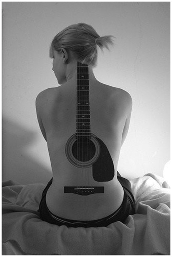 guitar tattoo designs (18)