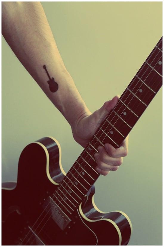 guitar tattoo designs (20)