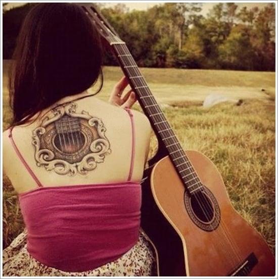 guitar tattoo designs (3)