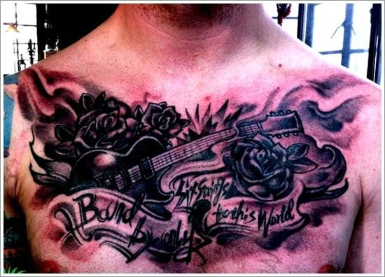 guitar tattoo designs (5)