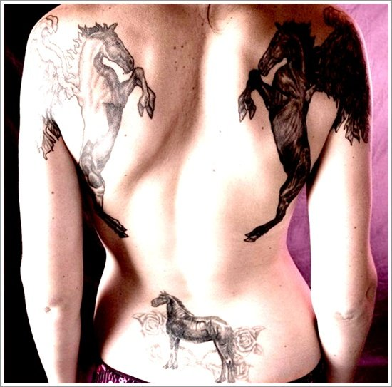 horse tattoo designs (13)