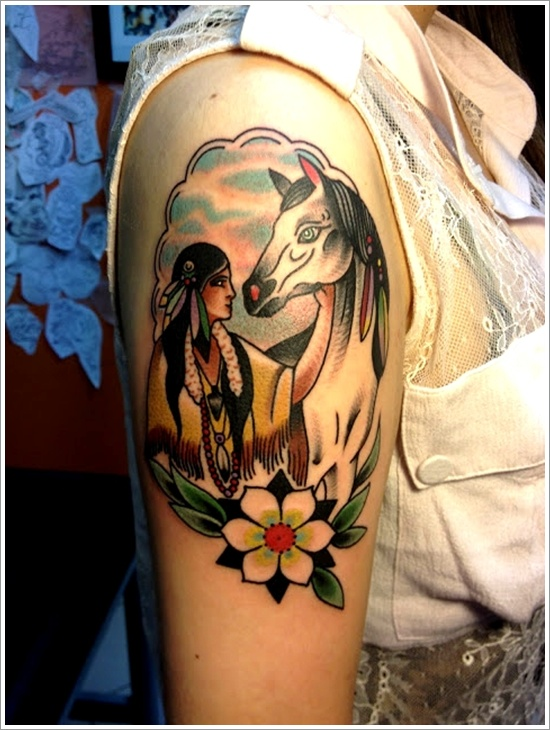 horse tattoo designs (28)