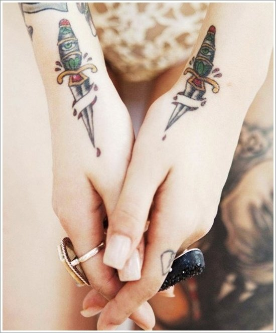30 Daggers Or Knives Tattoo Designs Check out inspiring examples of knifetattoo artwork on deviantart, and get inspired by our community of talented artists. 30 daggers or knives tattoo designs