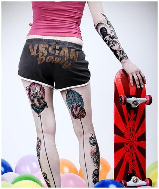 lock tattoo design (18)