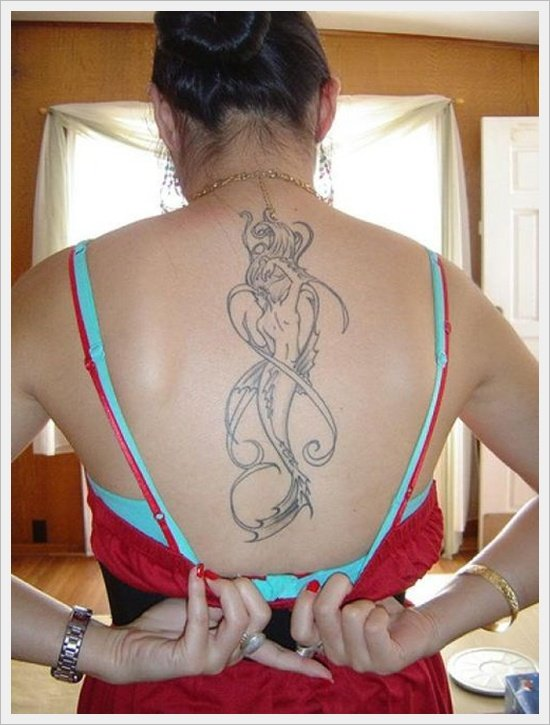 mermaid tattoos (16)