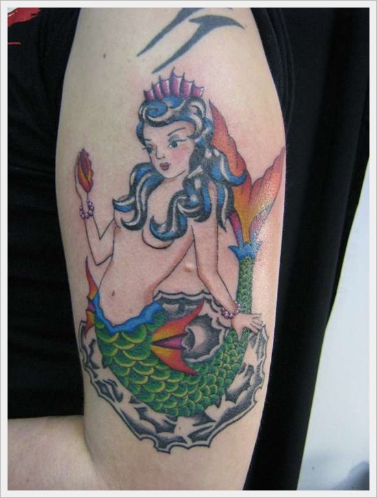 mermaid tattoos (2)