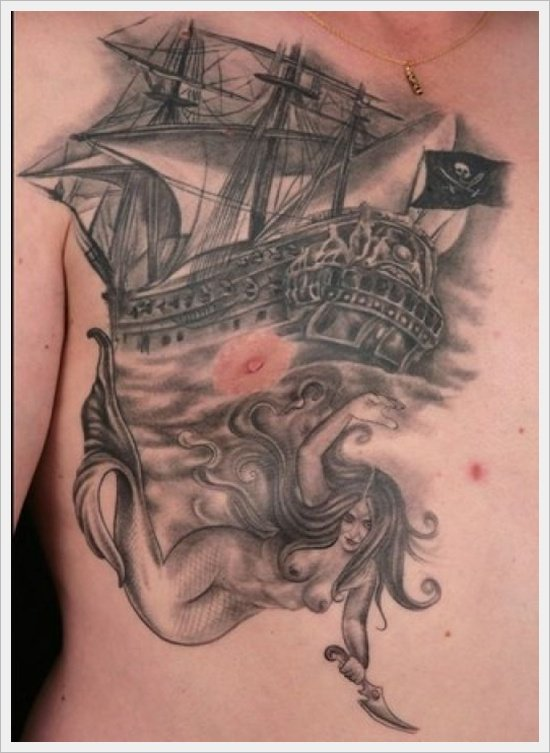 Mythical Creatures Tattoos Designs Ideas 36